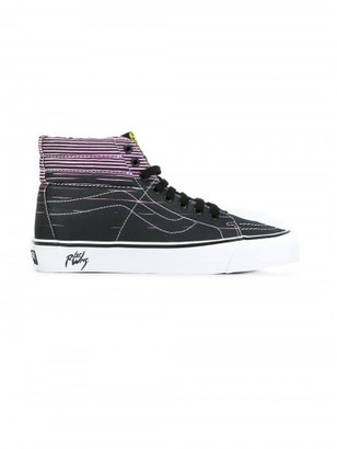 Vans ROBERT WILLIAMS X VAULT BY VANS 'Sk8-Hi Decon' hi-top sneakers $130 thestylecure.com