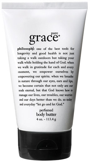 philosophy 'pure Grace' Body Butter