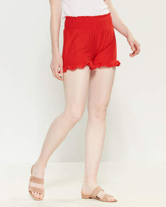 Derek Heart Smock Shorts