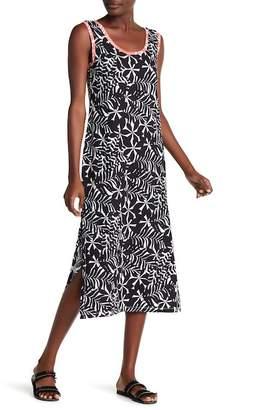 Tommy Bahama Scoop Neck Print Dress