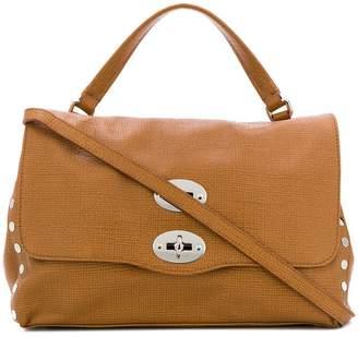 Zanellato side stud satchel