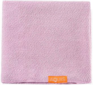 Aquis Lisse Luxe Hair Towel.