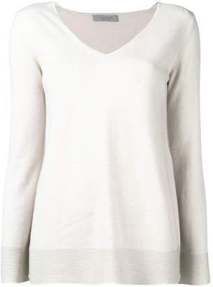 D-Exterior D.Exterior V-neck sweater