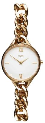 MVMT Gala Chain Bracelet Watch, 32mm