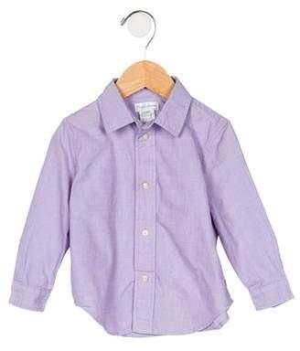 Ralph Lauren Boys' Collared Button-Up Shirt