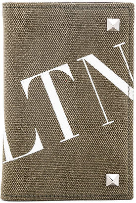 Valentino VLTN Logo Cardholder