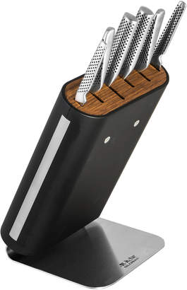 Global Hiro Knife Block Set