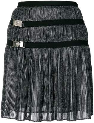 Versus belted mini skirt