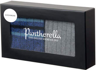 Pantherella Men's Cashmere Socks Gift Box