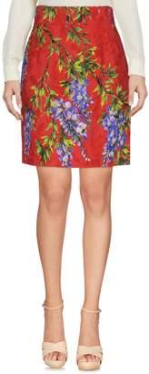Dolce & Gabbana Knee length skirts - Item 35312830