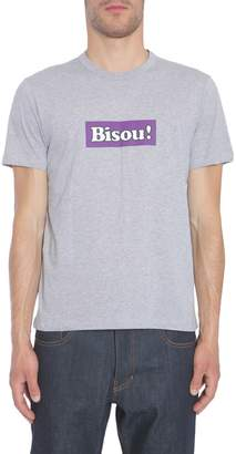 Ami Alexandre Mattiussi Round Collar T-shirt