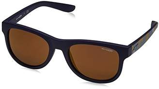 Arnette Class Act Non-Polarized Iridium Round Sunglasses