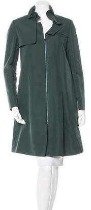Marni Asymmetrical Longline Jacket