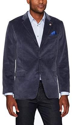 Ben Sherman Men's Two Button Slim Fit Cotton Cord Sportcoat