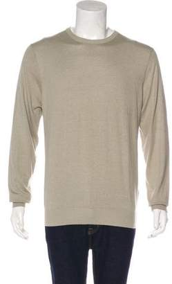 Pierre Balmain Cashmere & Silk Sweater