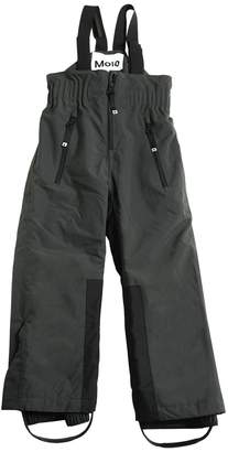 Molo Nylon Ski Trousers W/ Suspenders