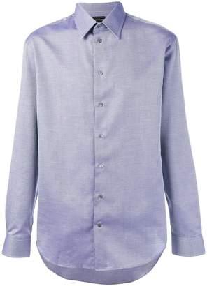 Emporio Armani patterned basic shirt