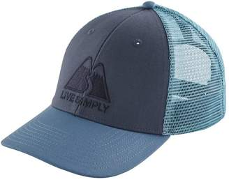 Patagonia Live Simply® Winding LoPro Trucker Hat
