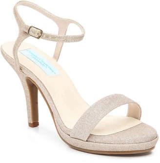Dyeables Comfort Collection by Aurora Platform Sandal - Women's