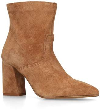 010d9f05d9a Aldo Leather Brown Boot - ShopStyle UK