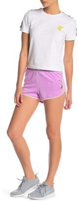 Puma Terry Cloth Dolphin Shorts