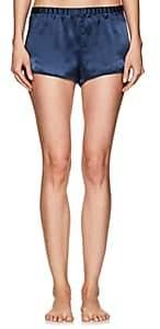 Araks Women's Jada Silk Charmeuse Pajama Shorts-Slate