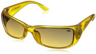 Black Flys Fly Rider Wrap Sunglasses