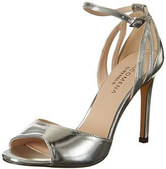 Paco Mena Women's Camomila Ankle Strap Sandals,38