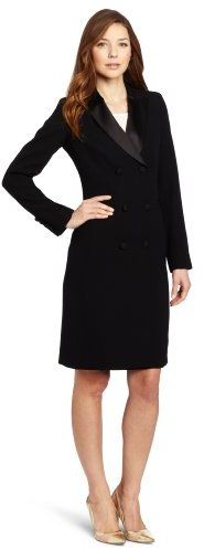 Anne Klein Women's Dress Coat
