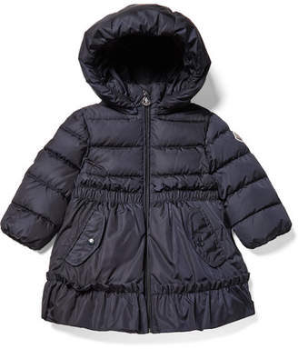 Moncler 9 Months - 3 Years Vairea Hooded Quilted Shell Coat