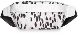Burberry Medium Animal Print Nylon Bum Bag