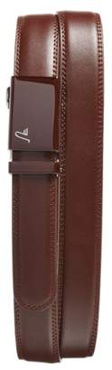 Mission Belt 'Chocolate' Leather Belt
