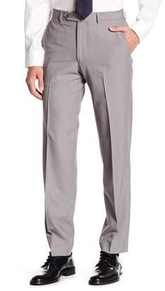 """Nautica Light Grey Bi-Stretch Pants - 30-34\"""" Inseam"""