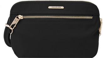 Travelon Anti-Theft Tailored Convertible Crossbody Bag