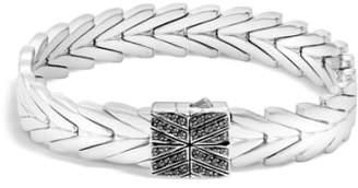 John Hardy Modern Chain Lava Bracelet
