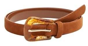 MANGO Resin buckle belt