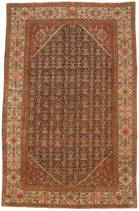 ABC Home Antique Persian Mahal Rug - 13'x20'