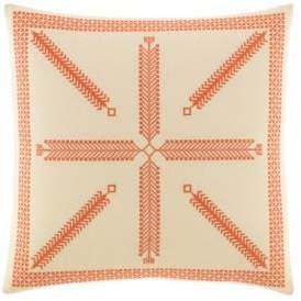 Tommy Bahama Rio de Janeiro Embroidered Square Decorative Pillow