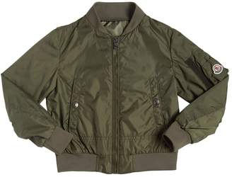 moncler Bomber Jackets GREEN