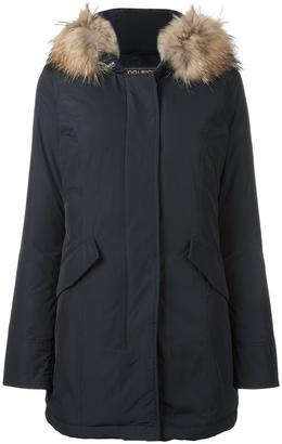 Woolrich hooded padded parka $756.96 thestylecure.com