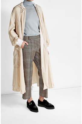 DKNY Lightweight Coat with Hood $969 thestylecure.com