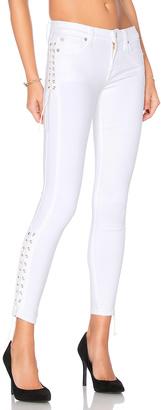 Hudson Jeans Suki Ankle Super Skinny $265 thestylecure.com