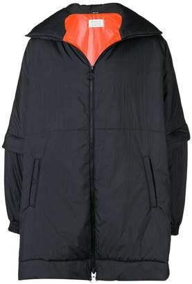 Maison Margiela oversize zip jacket