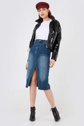 Dr. Denim Octavia Denim Skirt