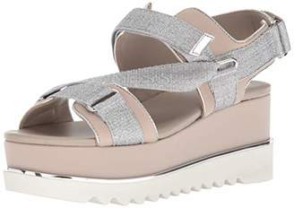 GUESS Women's laureta Wedge Sandal