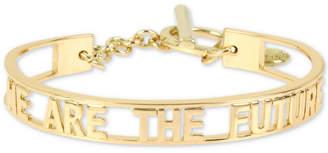 BCBGMAXAZRIA Affirmation Bangle Bracelet