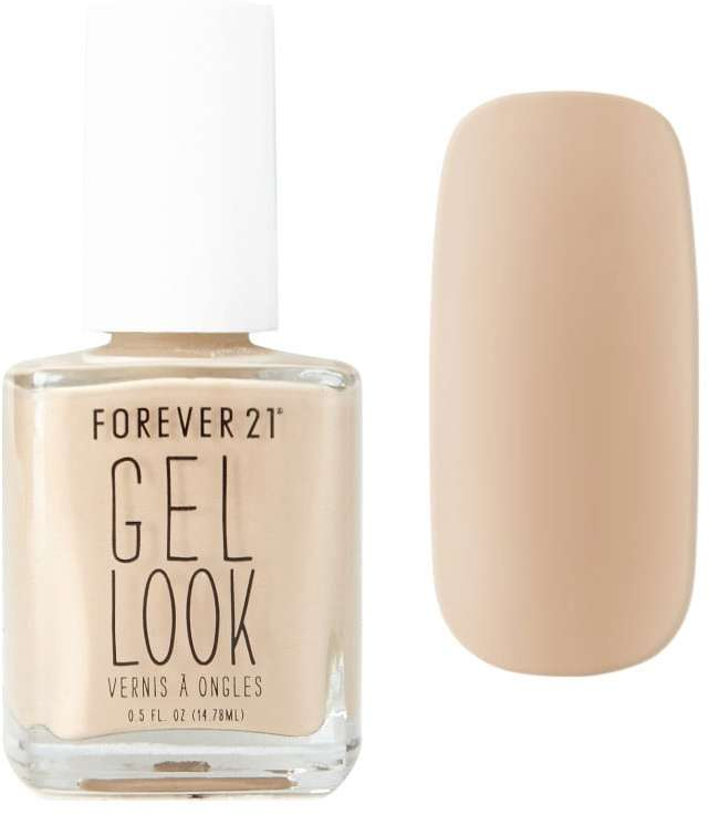 Forever 21 Nude Gel Look Nail Polish
