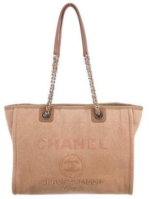 Chanel 2017 Small Deauville Tote