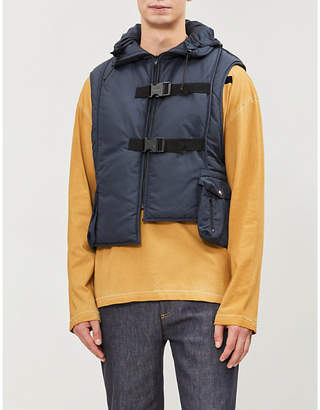 A-Cold-Wall* Hooded shell gilet