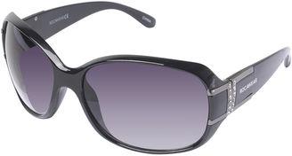 ROCAWEAR Rocawear Metal Detail Rectangular Sunglasses $28 thestylecure.com